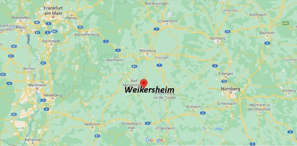 In welchem Bundesland liegt Weikersheim