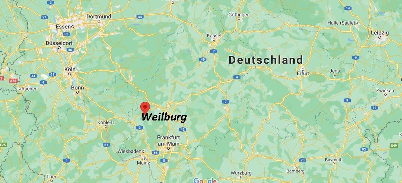 In welchem Bundesland liegt Weilburg