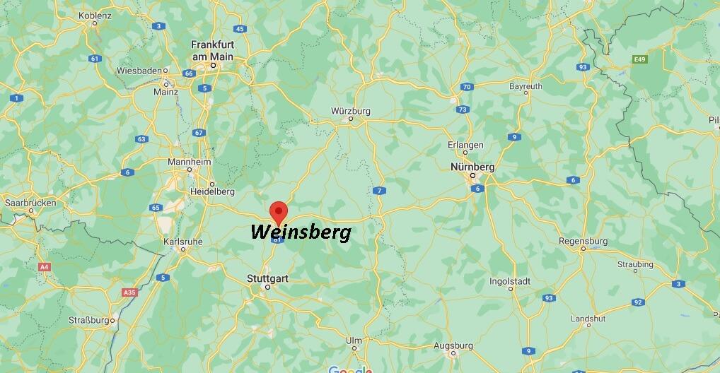 In welchem Bundesland liegt Weinsberg