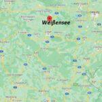 In welchem Bundesland liegt Weißensee
