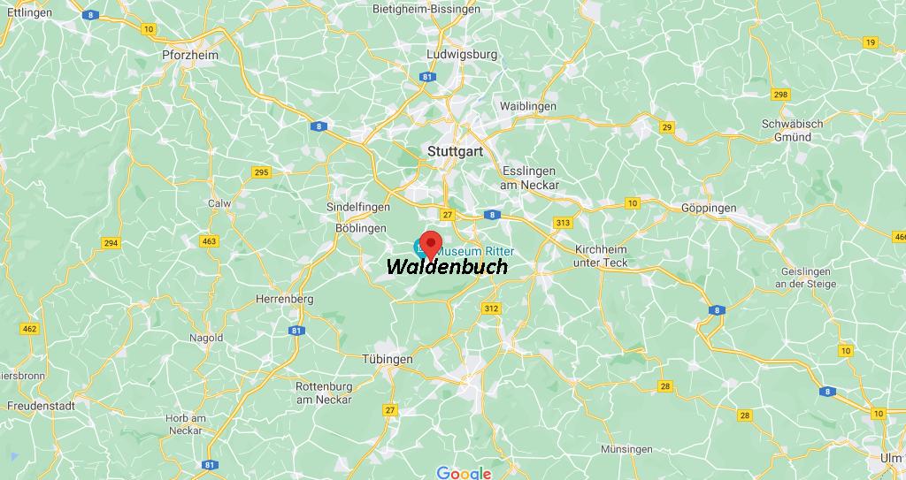 Stadt Waldenbuch