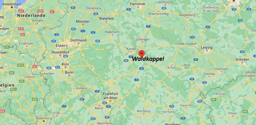 Stadt Waldkappel