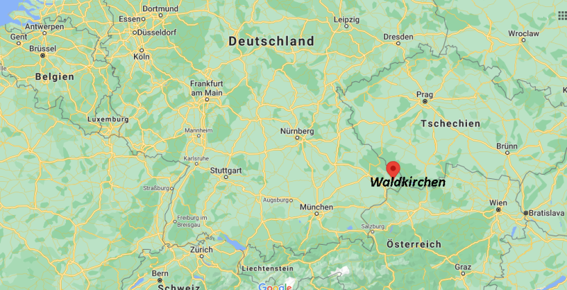 Stadt Waldkirchen