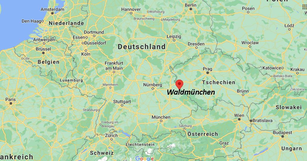 Stadt Waldmünchen