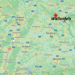 Stadt Wallenfels