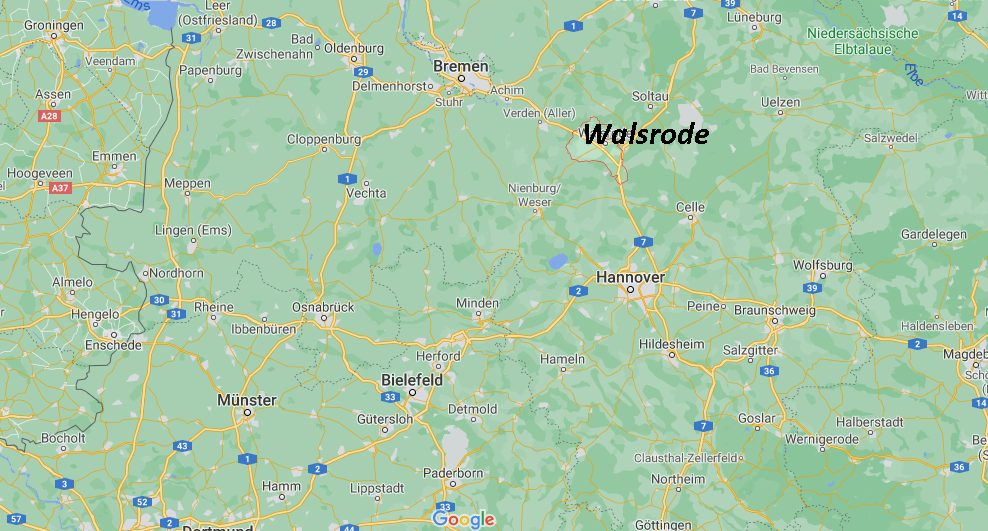 In welchem Bundesland liegt Walsrode