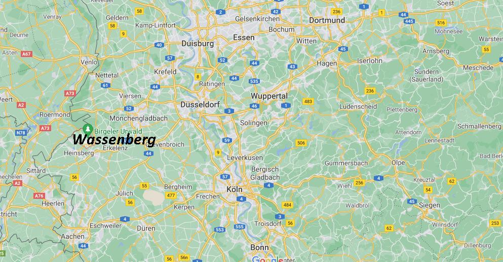 In welchem Bundesland liegt Wassenberg