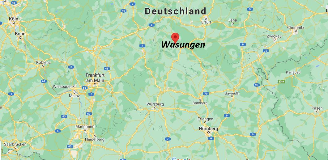 Stadt Wasungen
