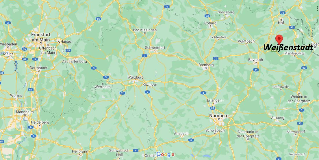 Stadt Weißenstadt
