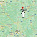 Wo ist Waldeck (Postleitzahl 34513)