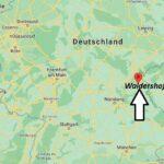 Wo ist Waldershof (Postleitzahl 95679)