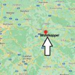 Wo ist Waldkappel (Postleitzahl 37284)