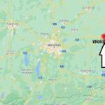 Wo ist Waldkraiburg (Postleitzahl 84478)