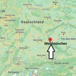 Wo ist Waldmünchen (Postleitzahl 93449)