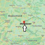 Wo ist Waldsassen (Postleitzahl 95652)