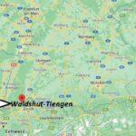 Wo ist Waldshut-Tiengen (Postleitzahl 79761)