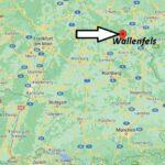 Wo ist Wallenfels (Postleitzahl 96346)