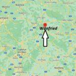 Wo ist Wanfried (Postleitzahl 37281)