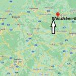 Wo ist Wanzleben-Börde (Postleitzahl 39164)