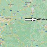 Wo ist Warburg (Postleitzahl 34414)