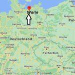 Wo ist Warin (Postleitzahl 19417)