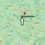 Wo ist Wegeleben (Postleitzahl 38828)