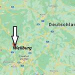 Wo ist Weilburg (Postleitzahl 35781)