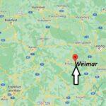 Wo ist Weimar (Postleitzahl 99423)