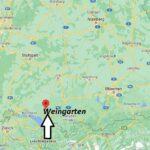 Wo ist Weingarten (Postleitzahl 88250)