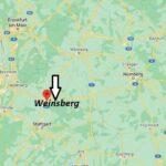 Wo ist Weinsberg (Postleitzahl 74189)