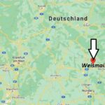 Wo ist Weismain (Postleitzahl 96260)