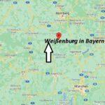 Wo ist Weißenburg in Bayern (Postleitzahl 91781)