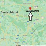 Wo ist Weißenfels (Postleitzahl 06667)