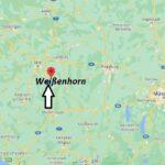 Wo ist Weißenhorn (Postleitzahl 89264)