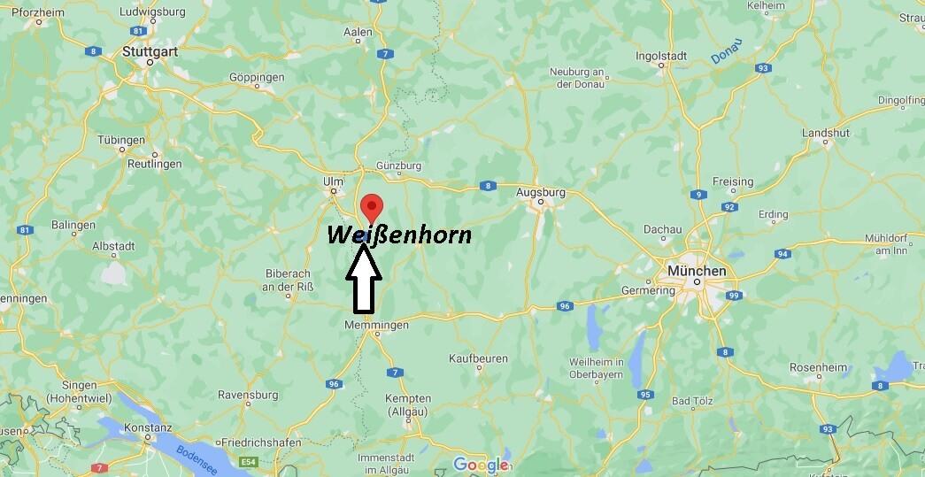 In welchem Bundesland liegt Weißenhorn