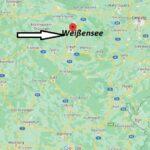 Wo ist Weißensee (Postleitzahl 13086)