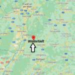 Wo liegt Waibstadt