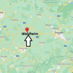 Wo liegt Waldheim