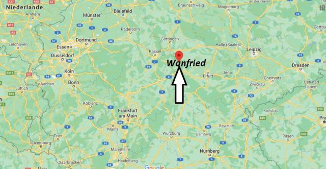 Wo liegt Wanfried