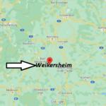 Wo liegt Weikersheim