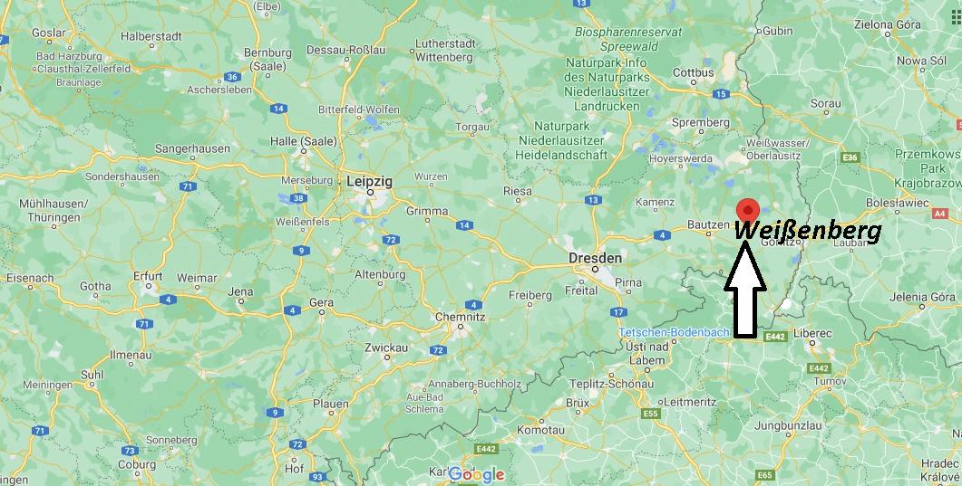 In welchem Bundesland liegt Weißenberg