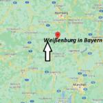 Wo liegt Weißenburg in Bayern