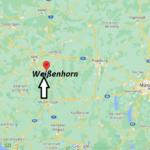 Wo liegt Weißenhorn
