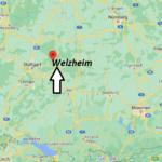 Wo ist Welzheim (Postleitzahl 73553)