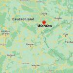 Wo ist Werdau (Postleitzahl 08412)