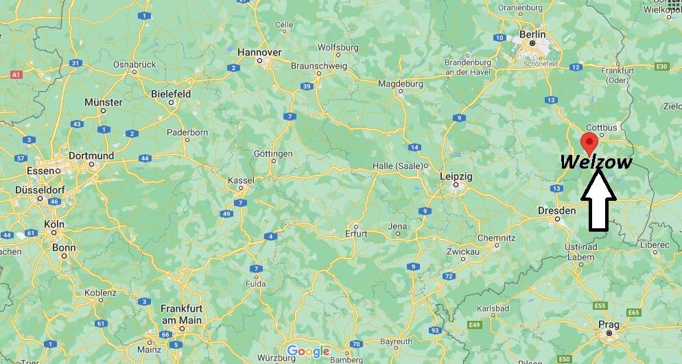 In welchem Bundesland ist Welzow