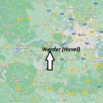 Wo liegt Werder (Havel)