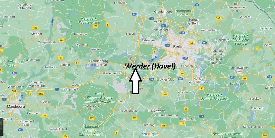 In welchem Bundesland liegt Werder