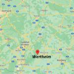 In welchem Bundesland liegt Wertheim