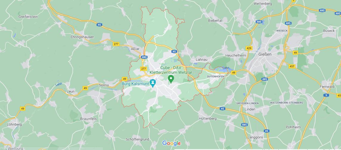 In welchem Bundesland liegt Wetzlar